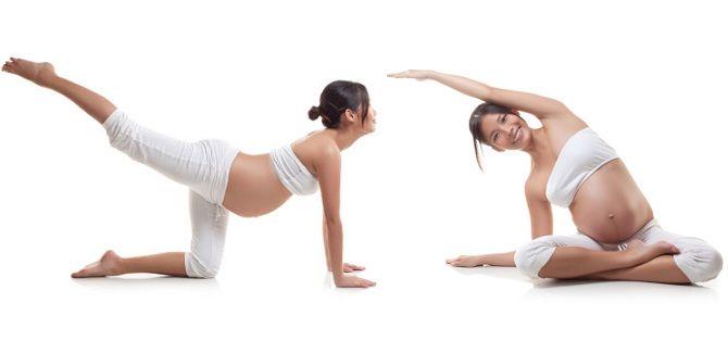 kundalini joga w ciąży - wskazania i przeciwwskazania
